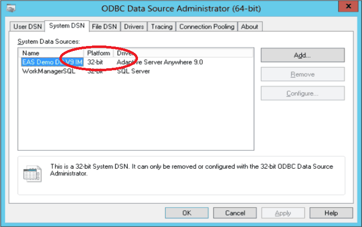 SQL ANYWHERE 32 BIT ODBC WINDOWS 7 DRIVERS DOWNLOAD